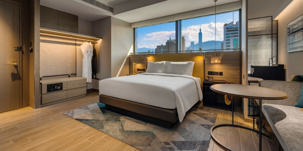 New Taipei hotel marks Tapestry Collection's APAC debut