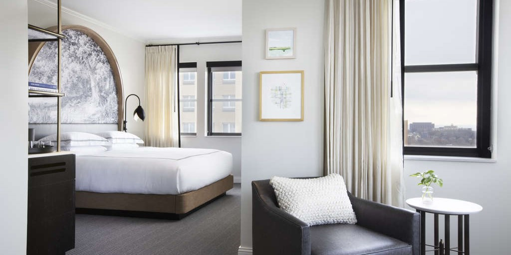 Omaha welcomes the arrival of Kimpton Cottonwood Hotel