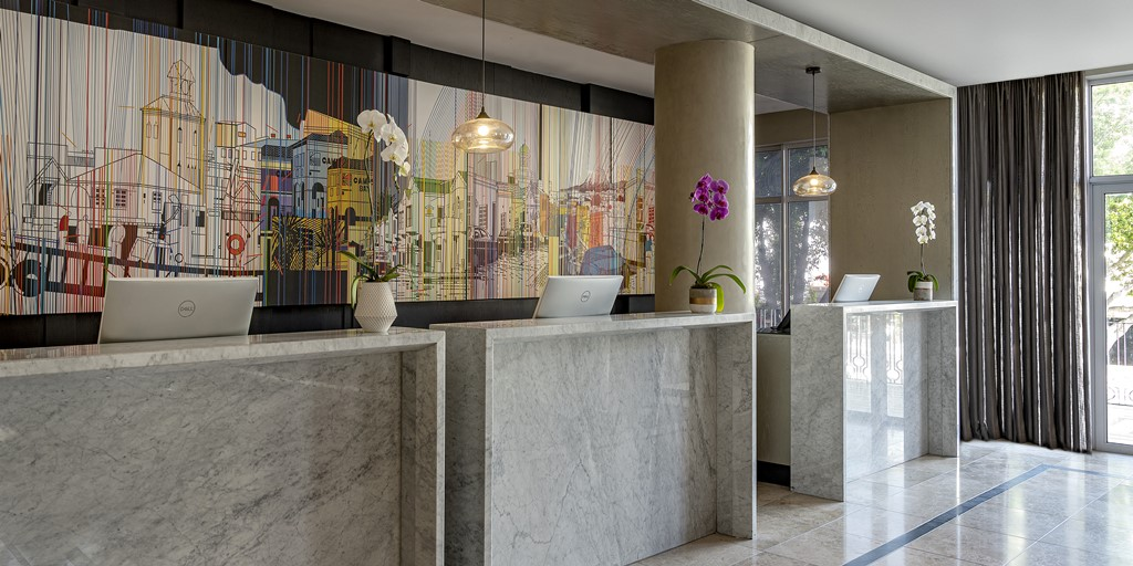 Sophomore Hyatt hotel opens in South Africa