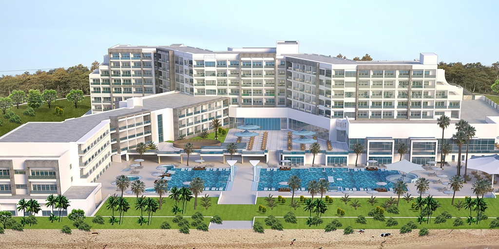 Plans unveiled for Hilton Skanes Monastir Beach Resort