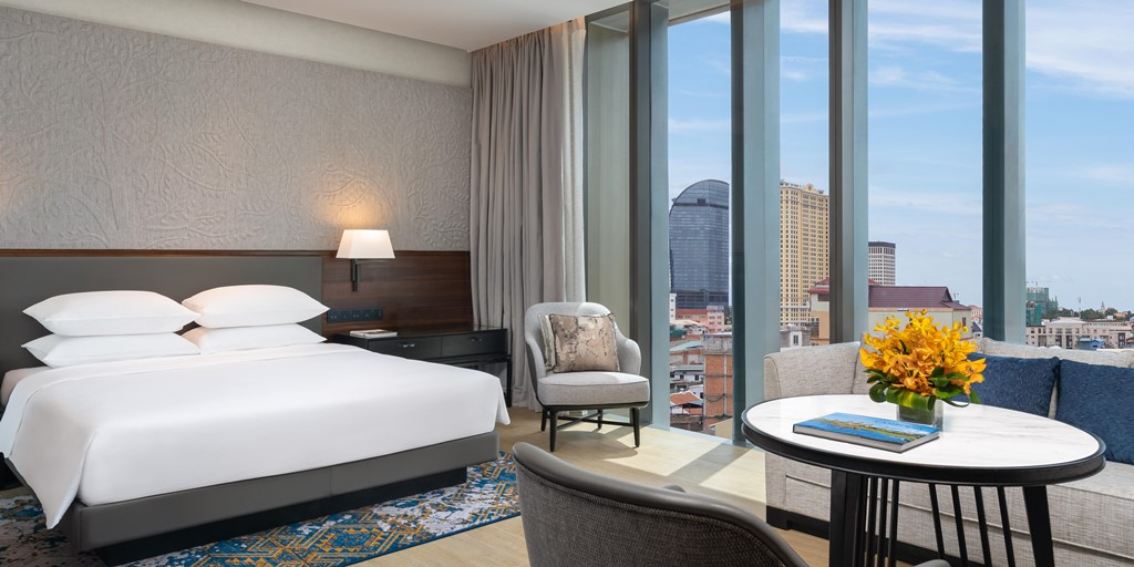 Hyatt debuts in Phnom Penh with stylish 247-room hotel