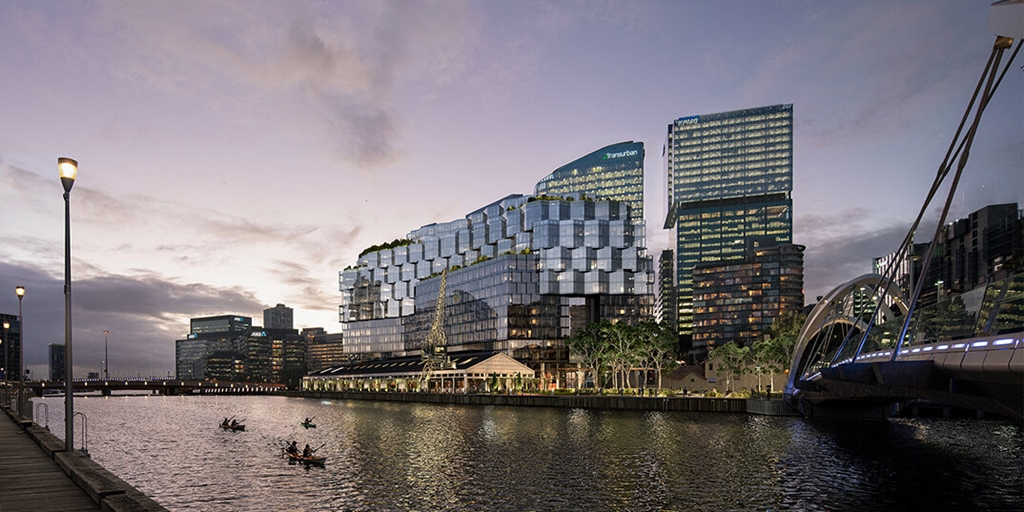 Project of the Week: 1 Hotel Melbourne