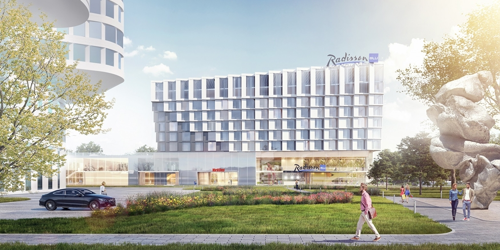 2021 hotlist: Radisson Hotel Group's top five hotel openings [Construction Report]