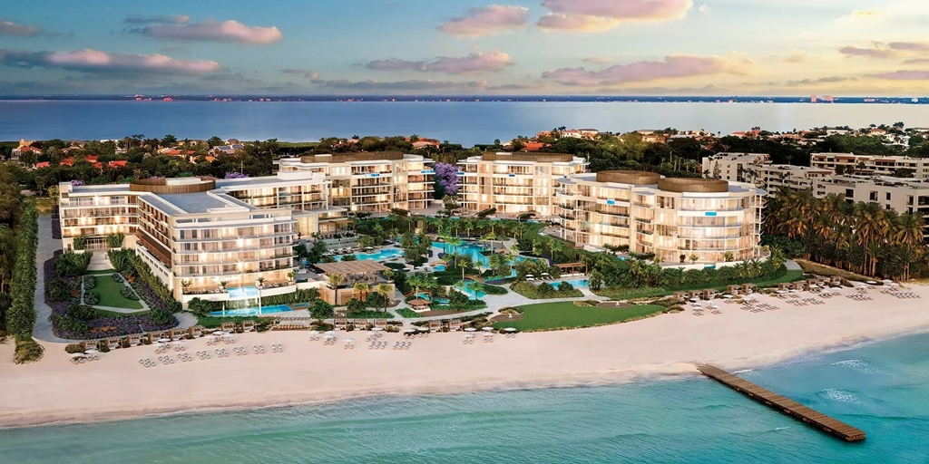 Project of the Week: The St Regis Hotel Longboat Key, Florida