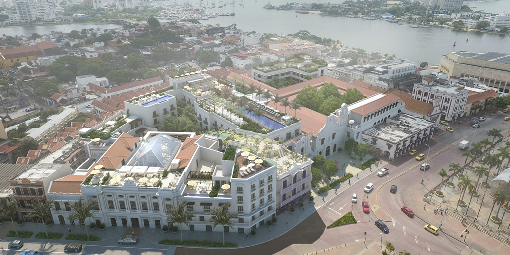 Project in focus: Four Seasons Hotel and Private Residences Cartagena