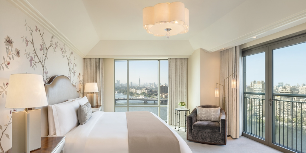 Egypt welcomes the much-anticipated St Regis Cairo