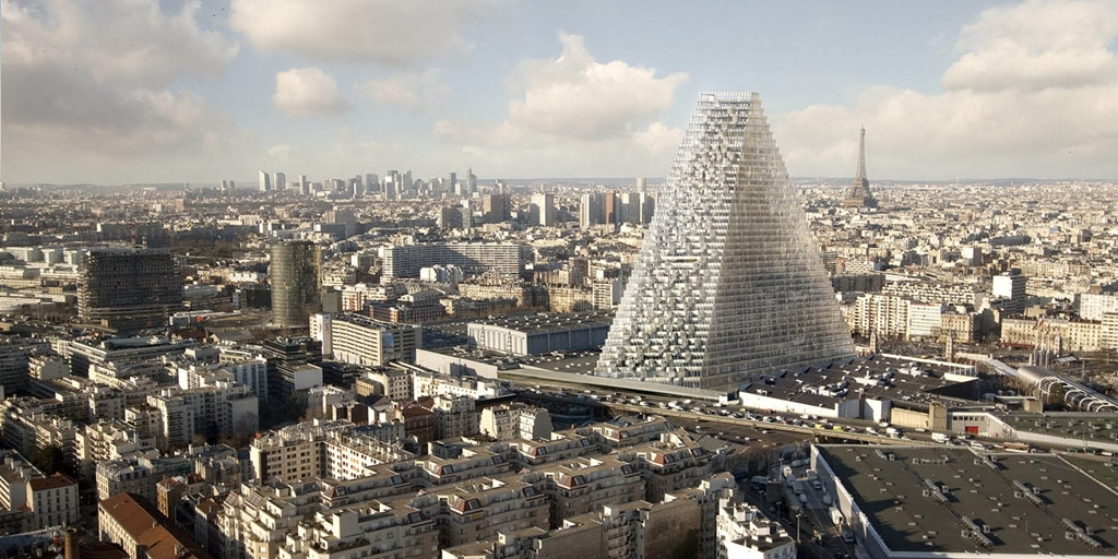 Project in focus: Hotel Tour Triangle, Paris
