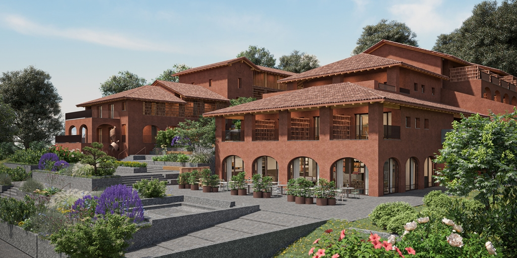 Sustainable luxury hotel set to open in Italy's Piedmont region