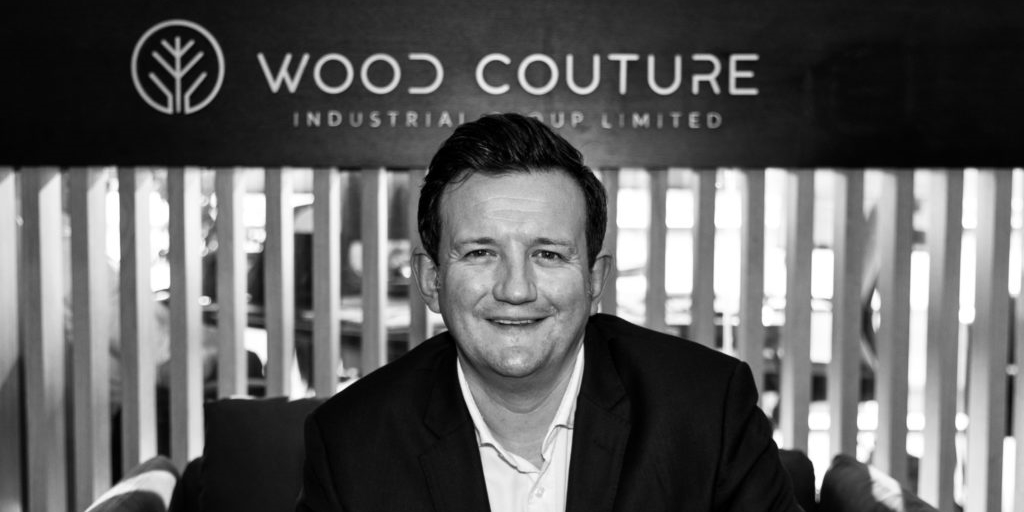Glenn Huskie joins Wood Couture's leadership