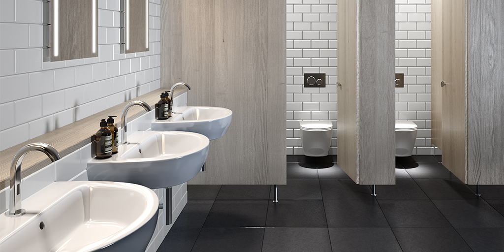 Great reasons to choose Geberit touchless washbasin taps