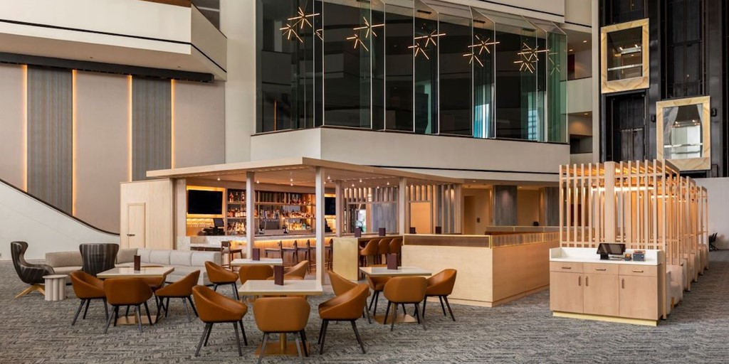 Hyatt Regency Houston reveals ambitious renovation