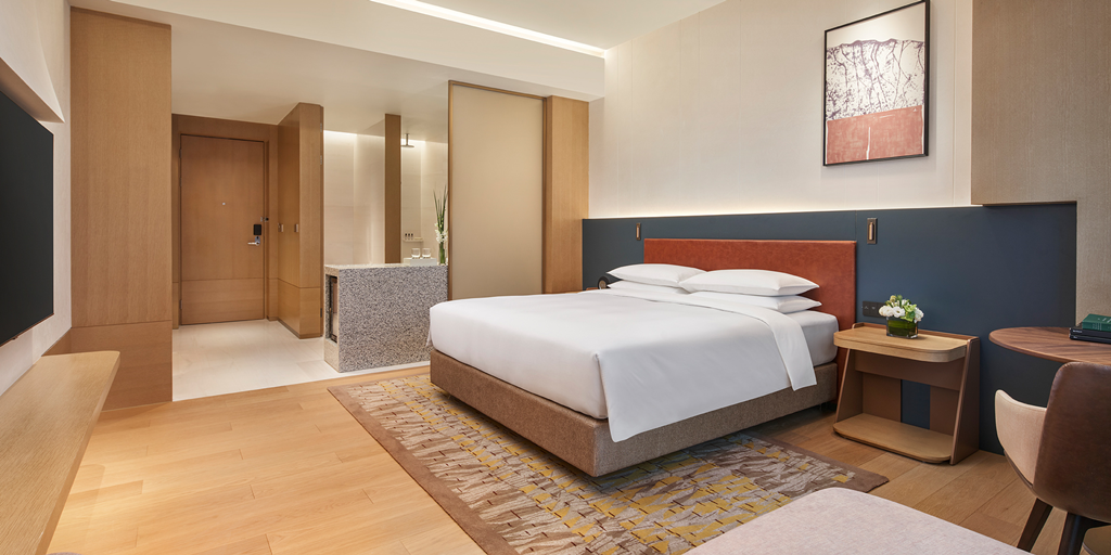 Hyatt Regency opens at Hangzhou Bay