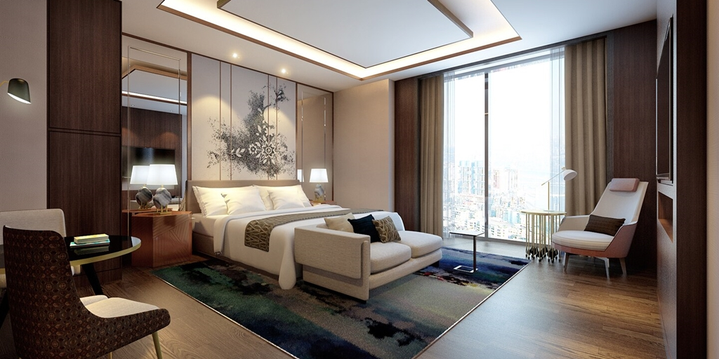 Project in focus: The Westin Manila Sonata Place