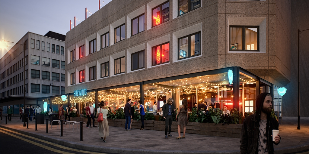 Brewdog gets green light for Manchester craft beer hotel