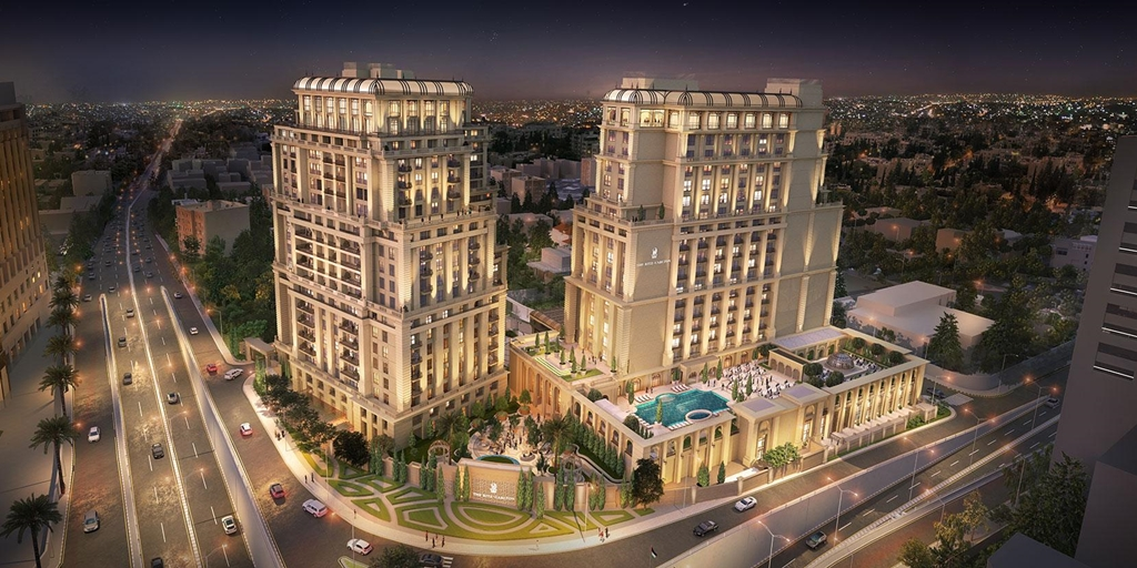 Project in focus: The Ritz-Carlton Hotel & Residences Amman