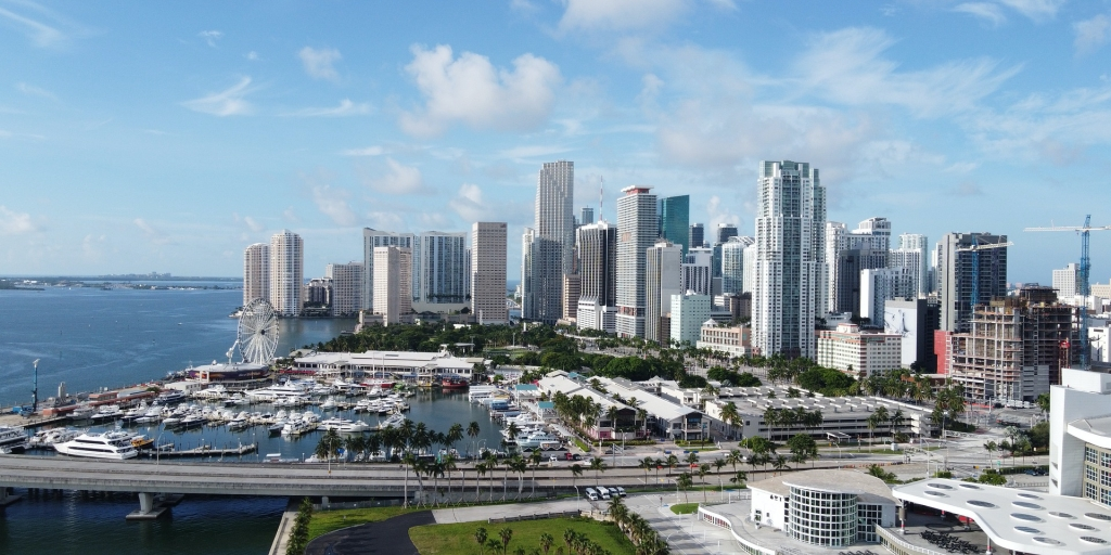 City overview: 35 new hotels planned in Miami [Infographic]