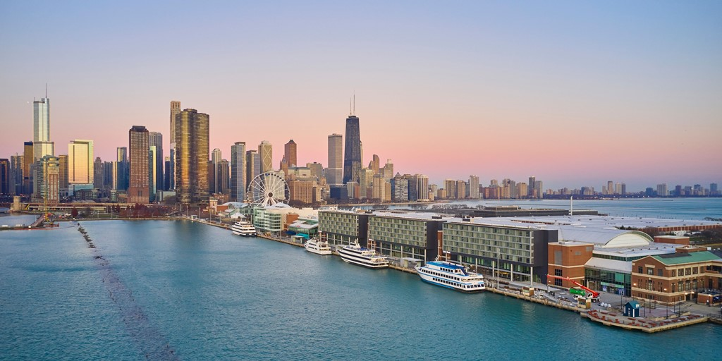 Chicago's highly anticipated Sable at Navy Pier makes its debut