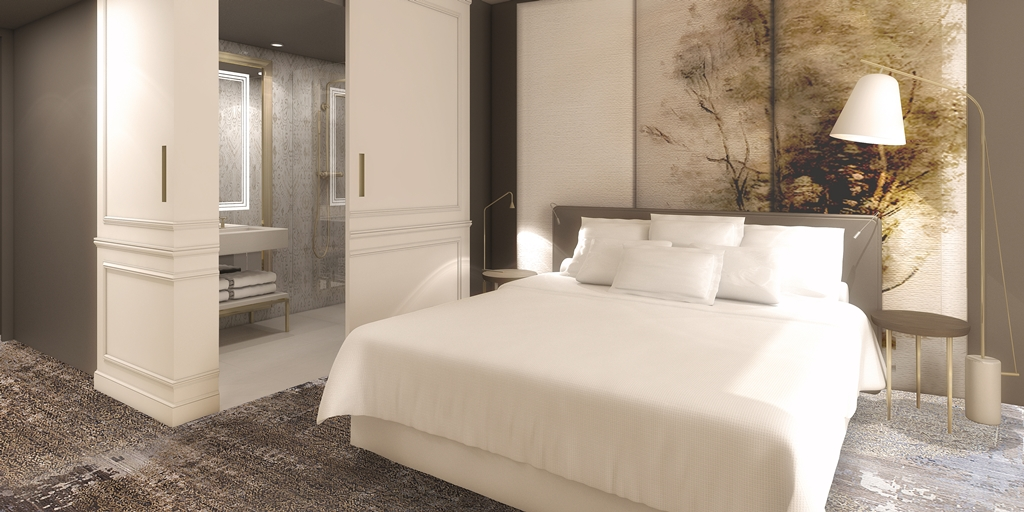 Project of the Week: Dolce by Wyndham Versailles