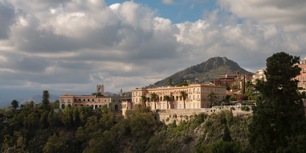 Legendary Sicily hotel to reopen under Four Seasons flag