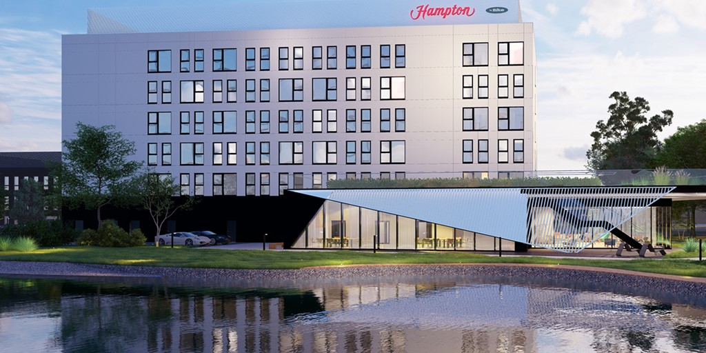 Hampton by Hilton signs two hotels in Poland