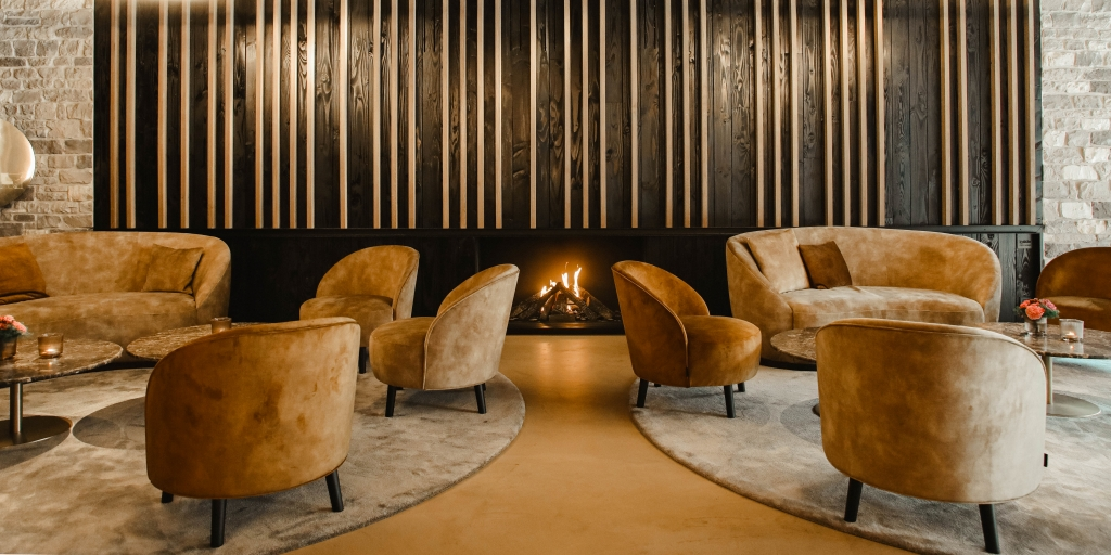 A fully tailor-made hotel interior by Dôme Deco