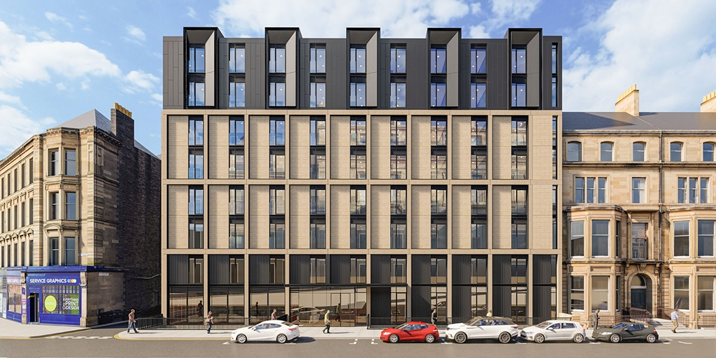 Project in focus: Meldrum House, Edinburgh