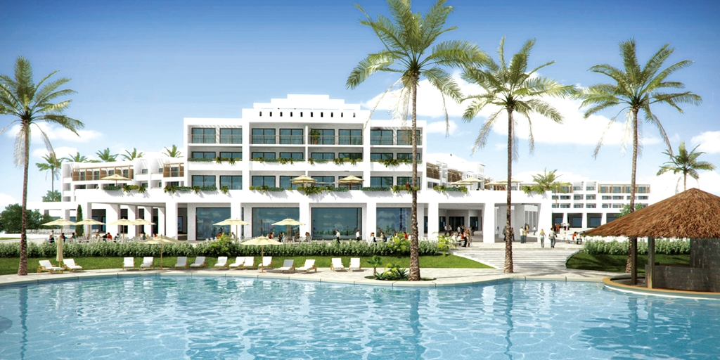 Project in focus: Meliá White Sands Hotel & Spa, Cape Verde