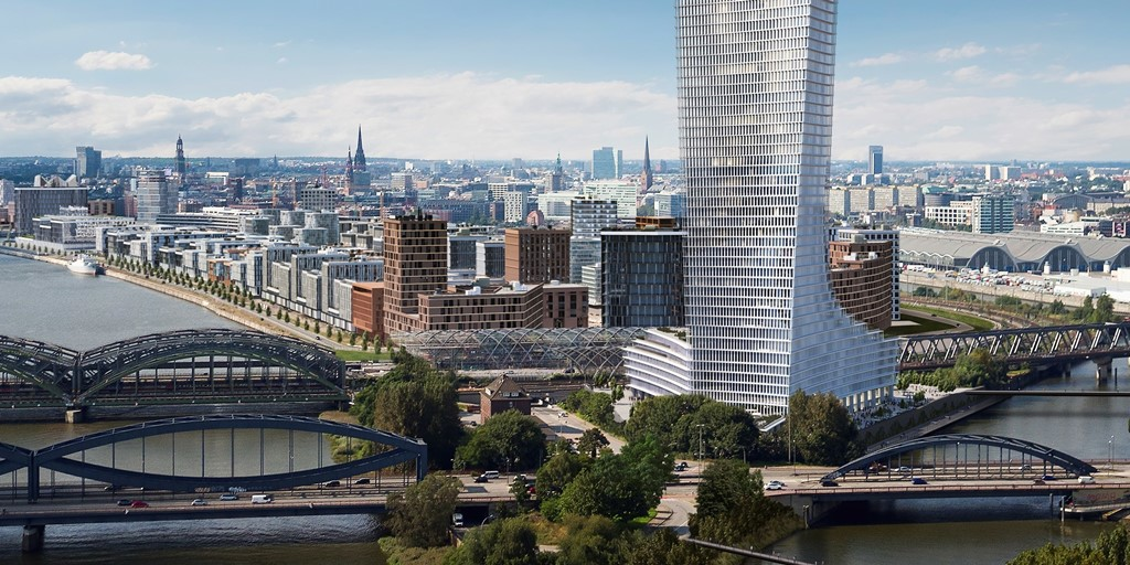 Nobu hotel to open in Hamburg's tallest skyscraper