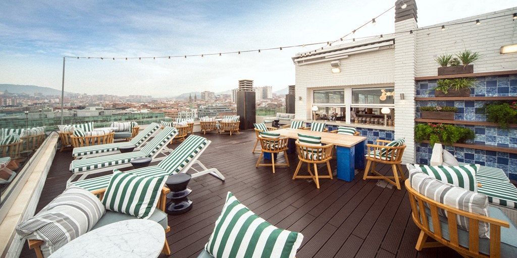 Bilbao's Hotel Ercilla emerges from design-led makeover