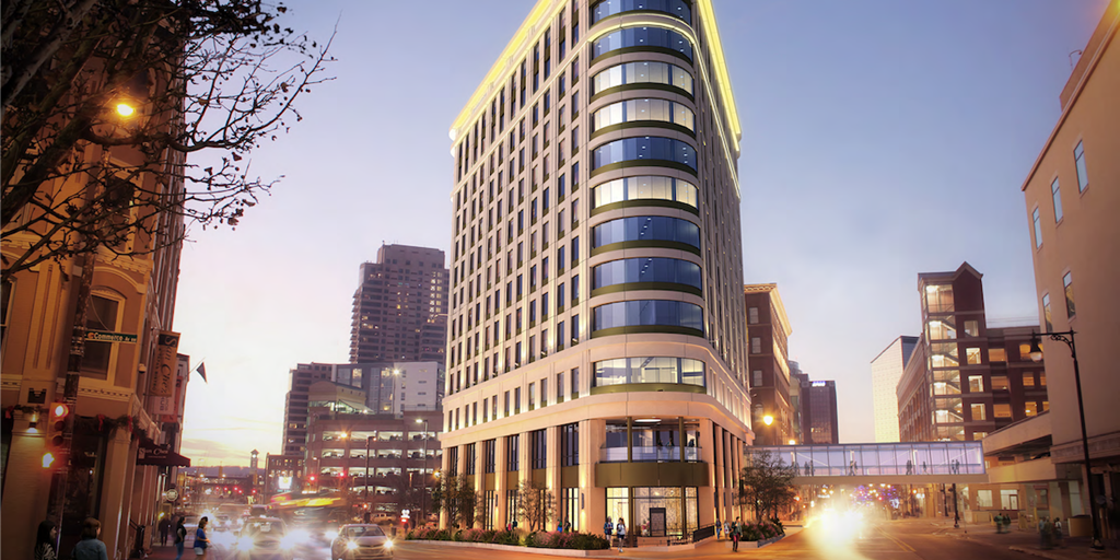 Residence Inn Grand Rapids Downtown opens in Michigan