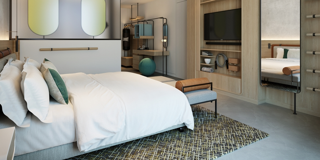 Kerzner launches fitness-focused hotel brand Siro