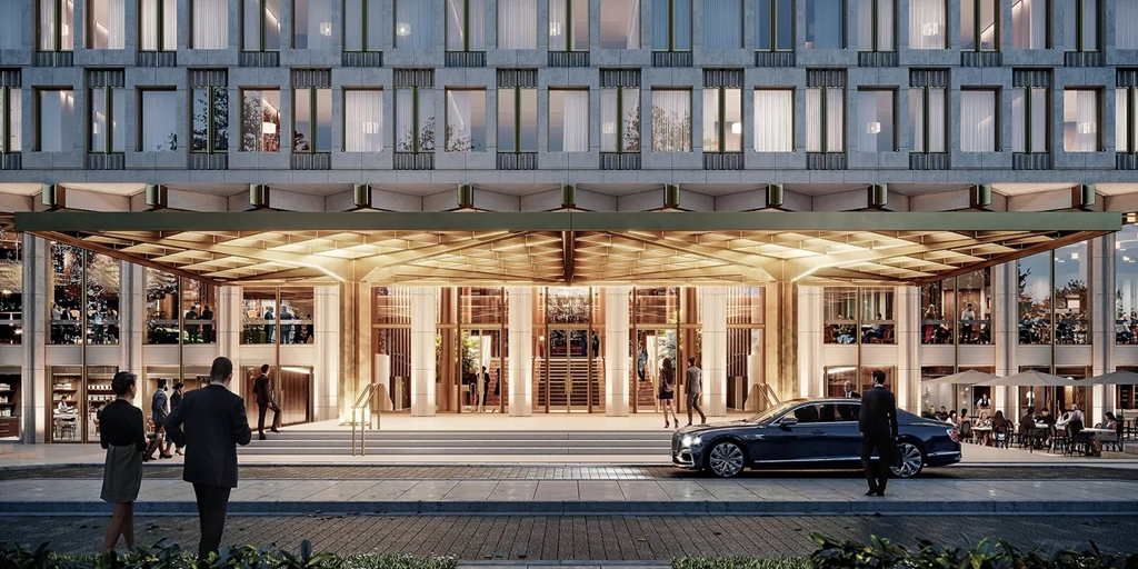 Rosewood announces design team for upcoming London property