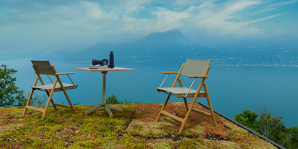 New Sahara, Nautilus and Cube Lounge collection 2021 by Arco Outdoor