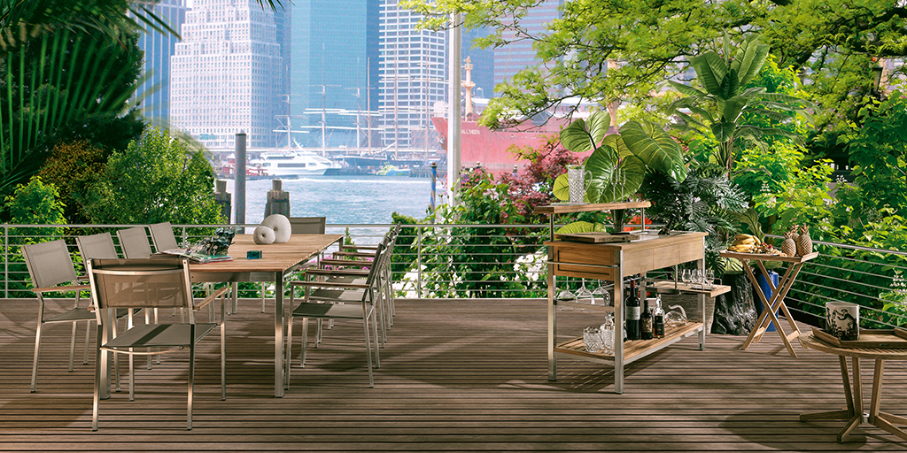 New Quadro Collection 2021 by Arco Outdoor