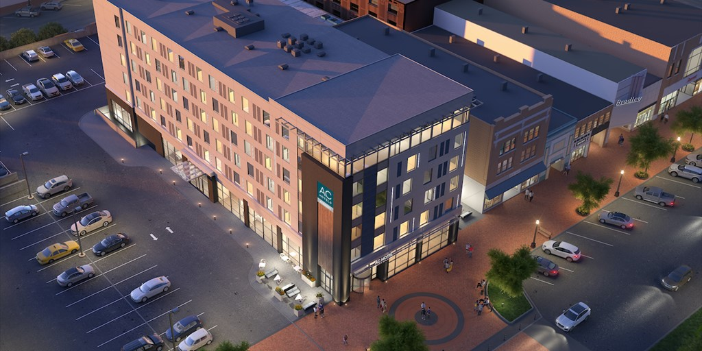 AC Hotel Columbus Downtown launches in Georgia