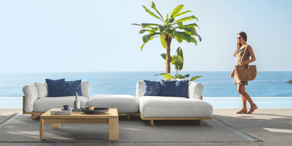Argo collection by Talenti: Legendary outdoor furnishings