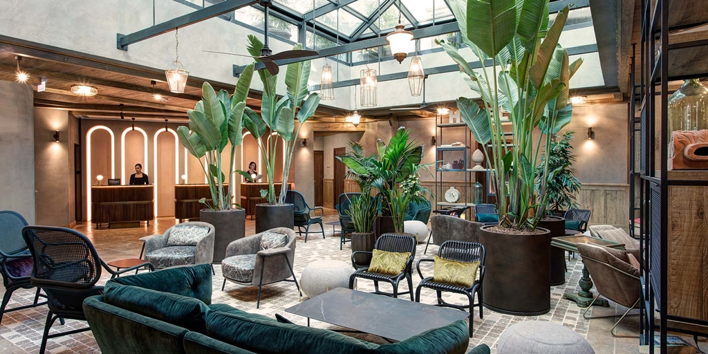 Newly transformed hotel opens under DoubleTree by Hilton flag