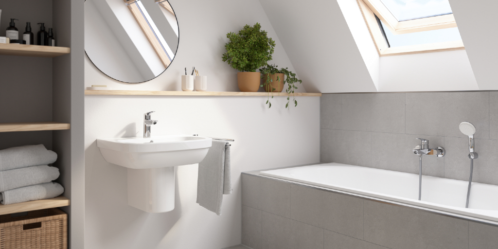 The new GROHE Eurosmart: Reinvention of an icon