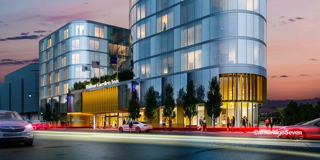 Hilton Garden Inn Boston Brookline opens its doors