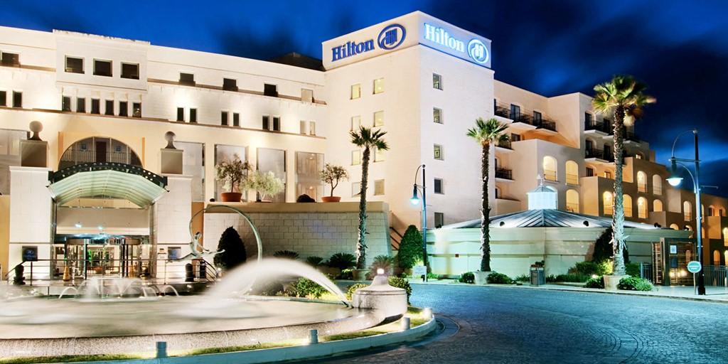 Enfoque especial: Más de 150 hoteles Hilton en desarrollo [infografía]
