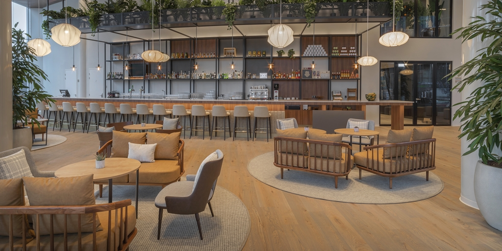 Meliá opens its first hotel in the Benelux region