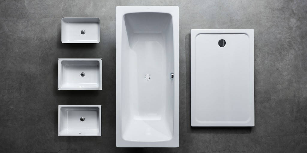 A perfect match for every bathroom: Kaldewei completes the Cayono product family