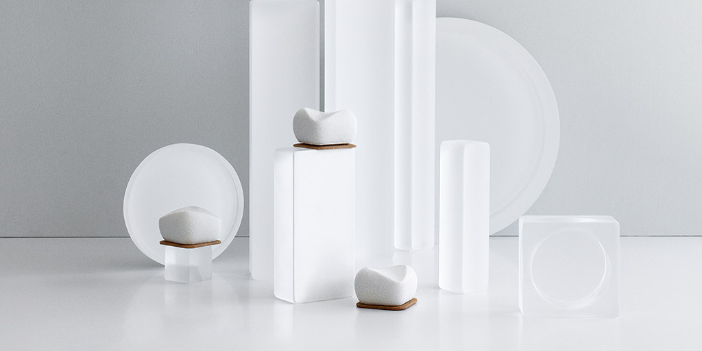 Ice collection by Mealplak: Reinventing white to highlight your culinary creations