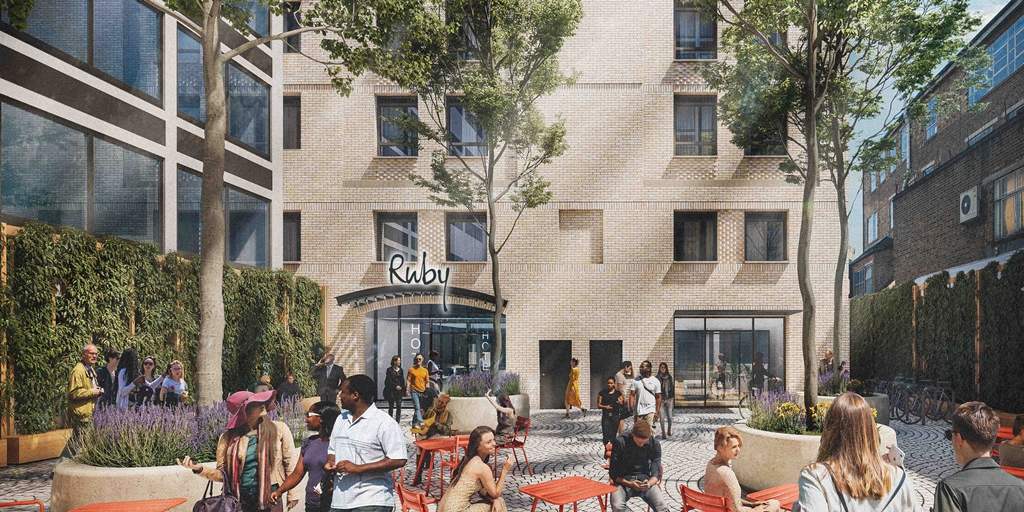 Ruby reveals plans for fourth London hotel