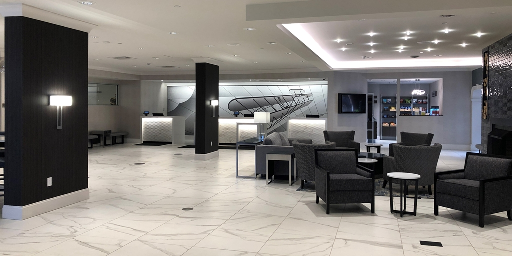 Crowne Plaza Albany – The Desmond Hotel reopens after transformation