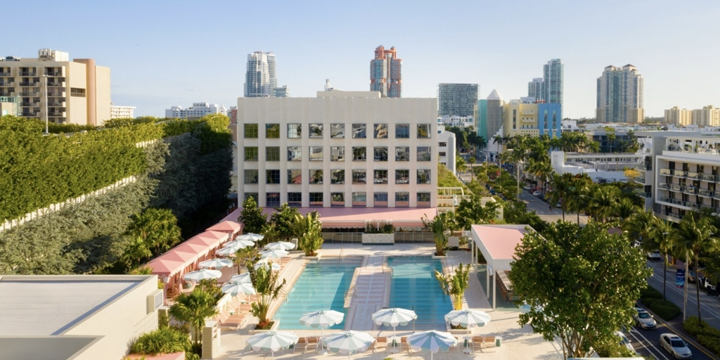 Pharrell Williams' new hotel aims to make guests happy in Miami