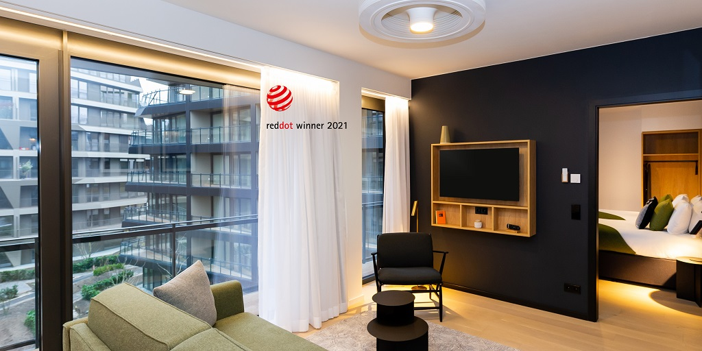 Forest Smart DS-XL LED System wins Red Dot Award for high design quality