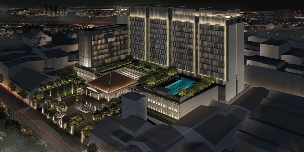 The largest hotel from a global brand in Cambodia – use case