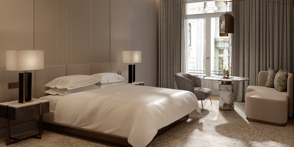 JW Marriott to make Spanish debut