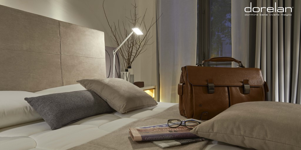 Dorelan quality bed systems: The winning strategy for hotels